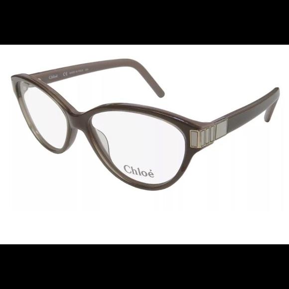 c6e78860c688 Chloe Accessories - Chloe cat eye frames